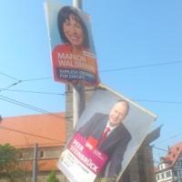 28.05.14 # Das 'andere' Wahlergebnis zum Erfurter Stadtrat am Beispiel der CDU #