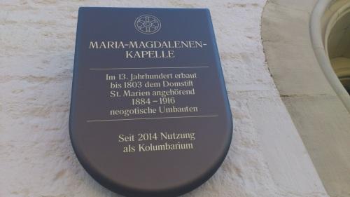 Kleine Arche _ Maria-Magdalenen-Kapelle 1