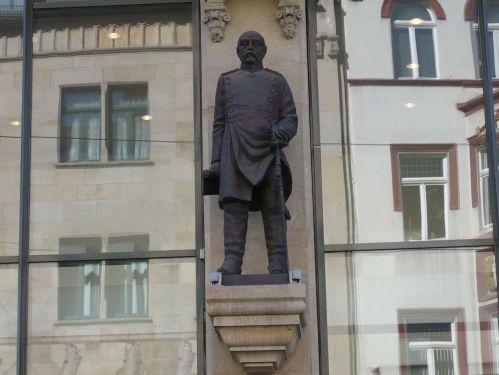 Anger _ O.v.Bismarck in Erfurt