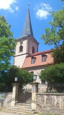 Kilianikirche Gispersleben