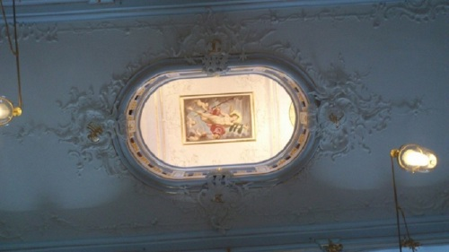 Weimar 06 Anna-Amalia-Bibliothek Rokokosaal 3