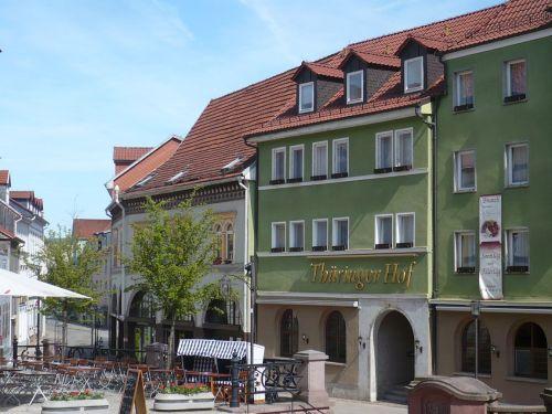 Sondershausen 35 Stadtbild