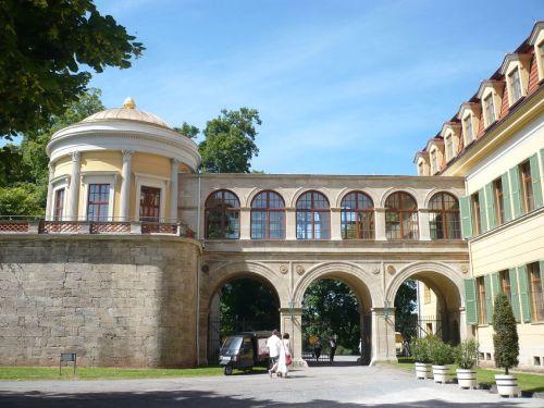 Sondershausen 27 SchlossMuseumUmgebung