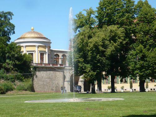 Sondershausen 26 SchlossMuseumUmgebung