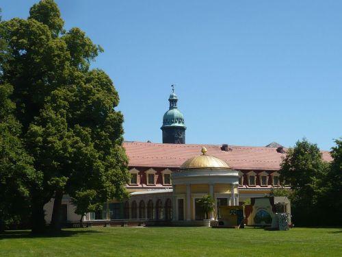 Sondershausen 24 SchlossMuseumUmgebung