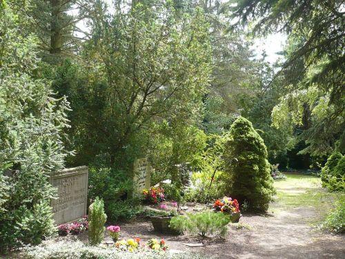 Stadt MÜHLHAUSEN 36 Friedhof
