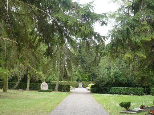 Stadt MÜHLHAUSEN 35 Friedhof