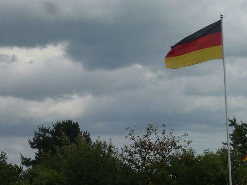 Fahne - Dtschl.