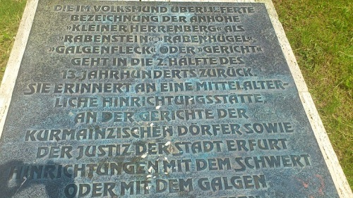 Rabenhügel  Am Herrenberg Ef-Daberstedt