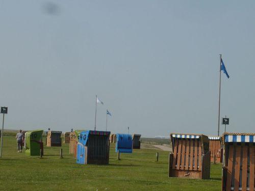 Nordsee-Urlaub 12 StrandImpressionen