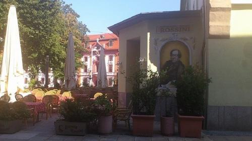 Neuwerkstraße Restaurant ROSSINI