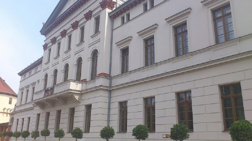 Weimar Goetheplatz Kulturzentrum MON AMI