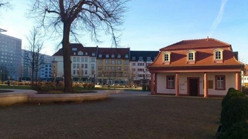 HIRSCHGARTEN Wachhaus