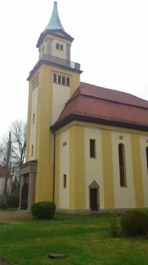 Tettaustraße  Christus-Kirche