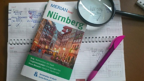 Nürnberg 01 Literatur