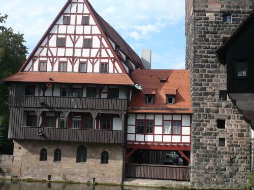 Nürnberg 098 Altstadt-Impression