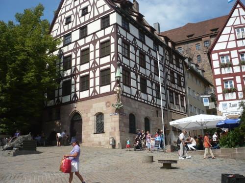 Nürnberg 097 Altstadt-Impression