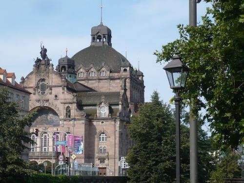 Nürnberg 096 ... nahe dem Opernhaus