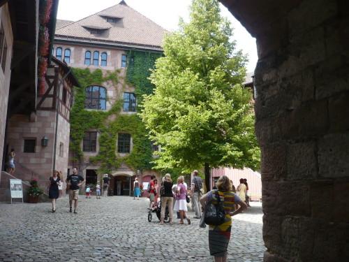 Nürnberg 092 Die Kaiserburg