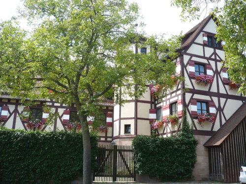 Nürnberg 091 Die Kaiserburg