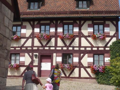 Nürnberg 090 Die Kaiserburg