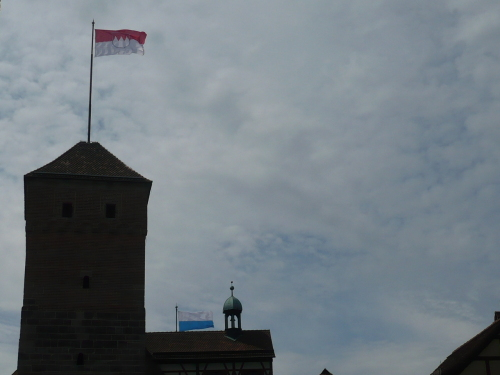 Nürnberg 088 Die Kaiserburg