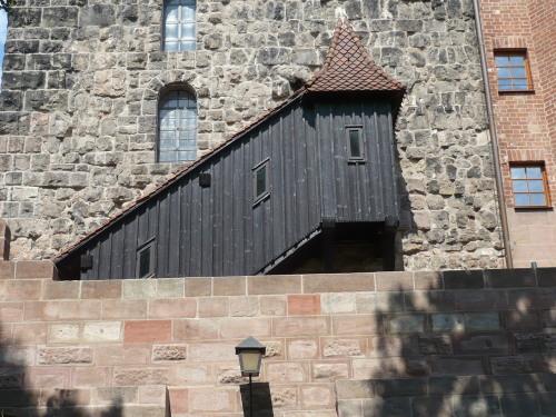 Nürnberg 086 Die Kaiserburg