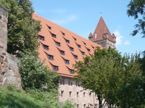Nürnberg 084 Die Kaiserburg