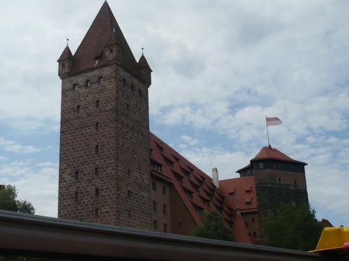 Nürnberg 083 Die Kaiserburg