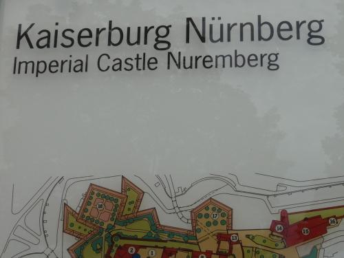 Nürnberg 082 Die Kaiserburg