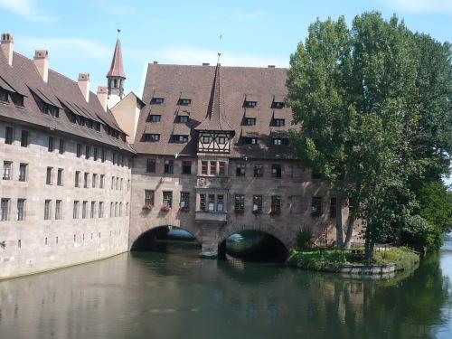 Nürnberg 081 Altstadt-Impression