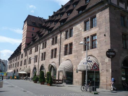 Nürnberg 080 Altstadt-Impression