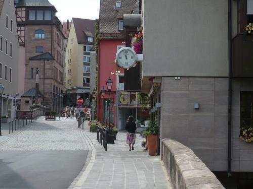 Nürnberg 079 Altstadt-Impression
