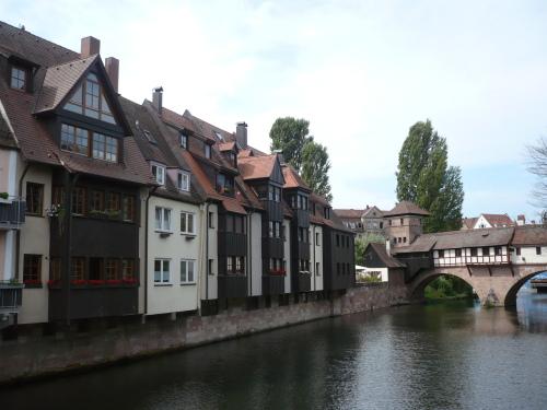 Nürnberg 078 Altstadt-Impression
