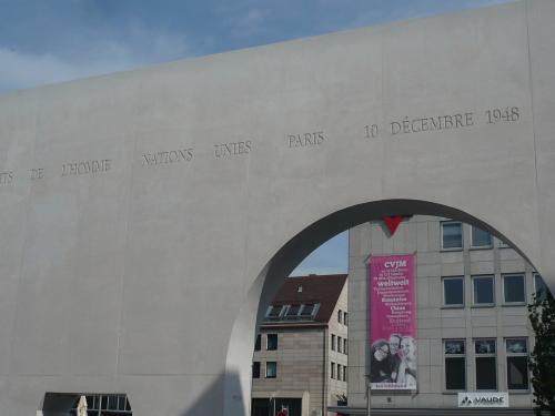 Nürnberg 070 Straße d. Menschenrechte
