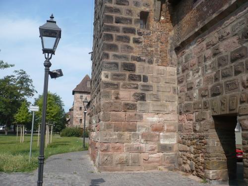 Nürnberg 065 Altstadt-Impression
