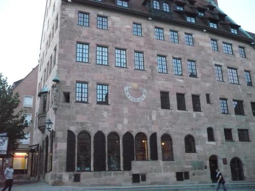 Nürnberg 062 Altstadt-Impression
