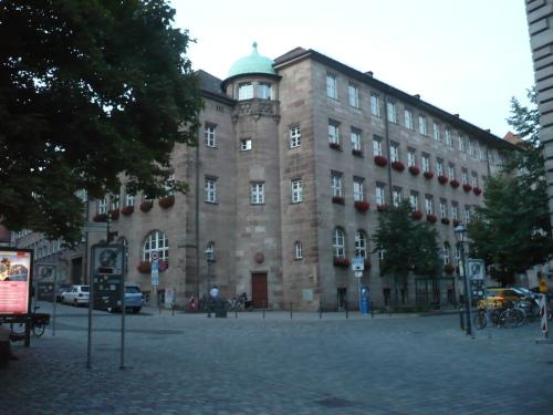 Nürnberg 061 Altstadt-Impression