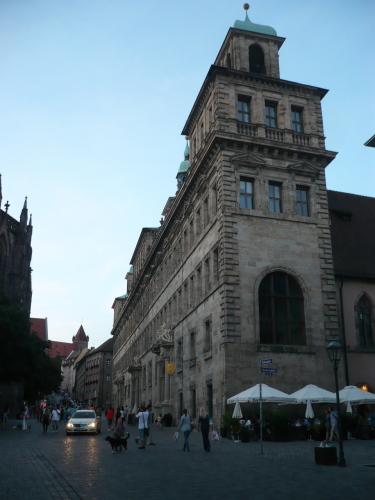 Nürnberg 059 Altstadt-Impression