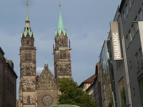 Nürnberg 057 Altstadt-Impression