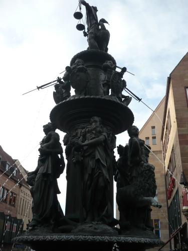 Nürnberg 053 Altstadt-Impression