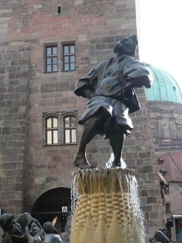 Nürnberg 046 Altstadt-Impression_Ehekarussell1