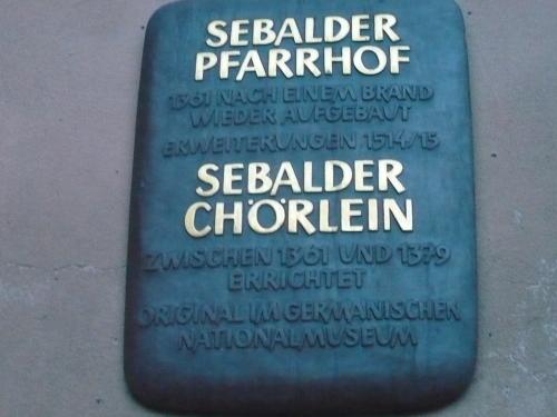 Nürnberg 024 Sebalder Kirchhof