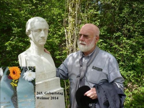 Goethe 265. Geburtstag 2014 _ 1