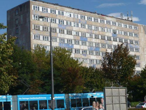Nordhäuser Straße 15 Frühere ZahnKlinik 2