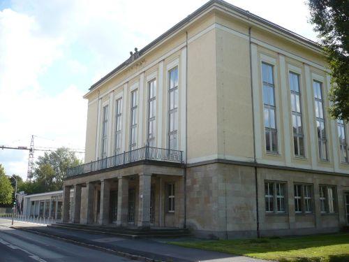Nordhäuser Straße 04 Universität 03 AudiMax