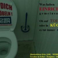 29.05.20 #Modernisierung in der #Toilette - #schrittweise !