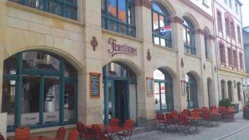 Michaelisstraße Gaststätte FEUERKUGEL