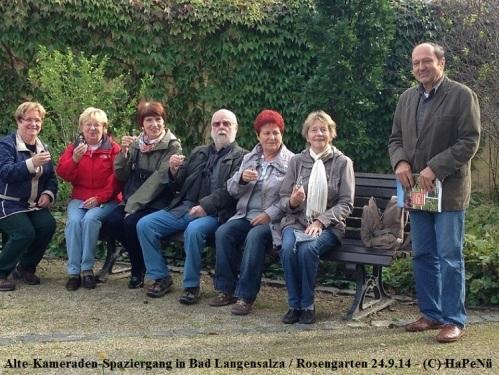 2014.09.24 BdLangensalza 12 Alte-Kameraden-Wandertag