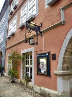2014.09.24 BdLangensalza 13a Restaurant RATSWAAGE